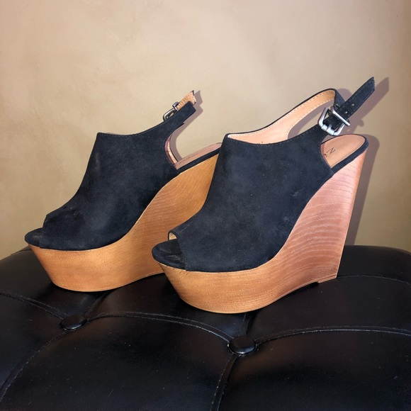 Zigi Soho Shoes | Dsw Black Tan Peep